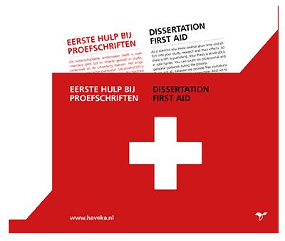 Dissertation First Aid