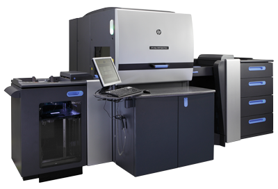 Digital Printing with the HP indigo