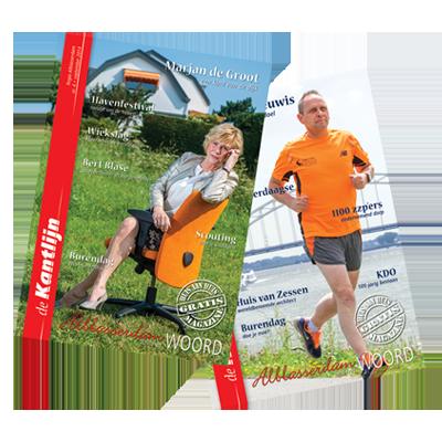 Magazine De Kantlijn